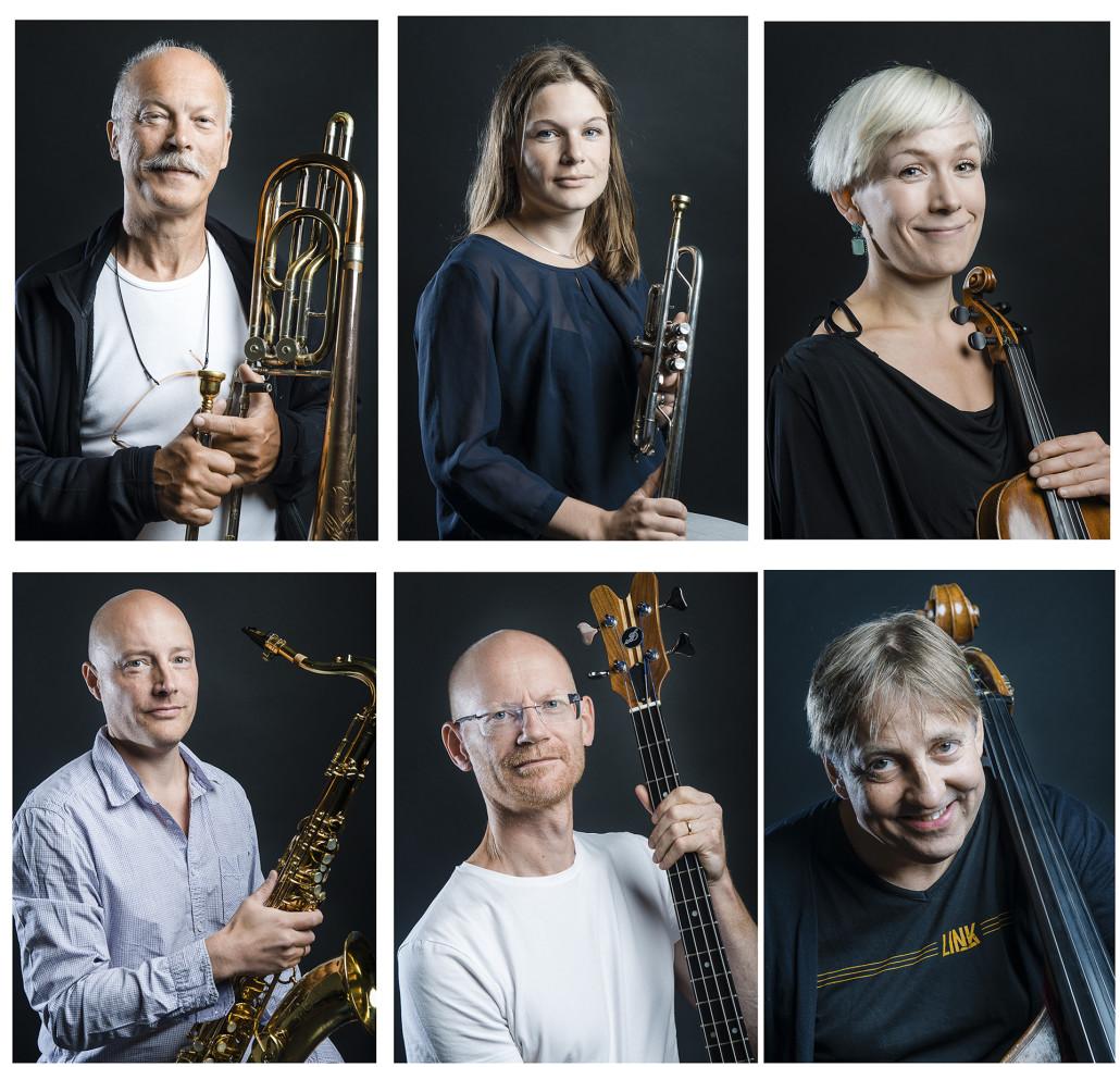 Portretter musikk-konservatoriet